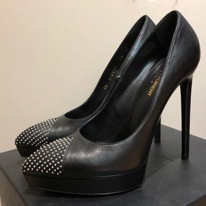 Saint Laurent Stiletto Pumps sz9 US